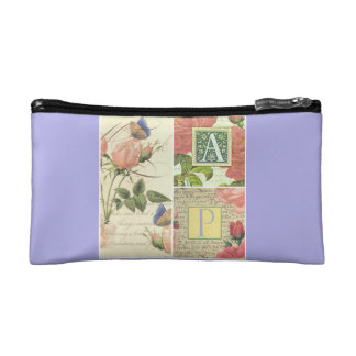 English Rose Cosmetic Bag