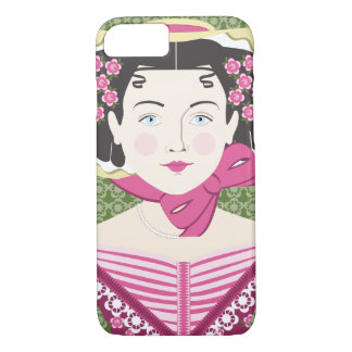 English Rose Matryoshka Case