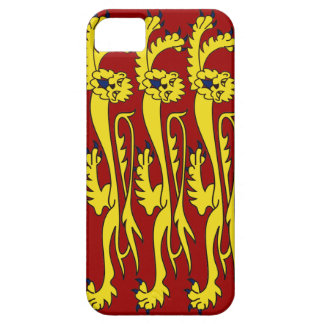 English Royal Banner iPhone 5 Case