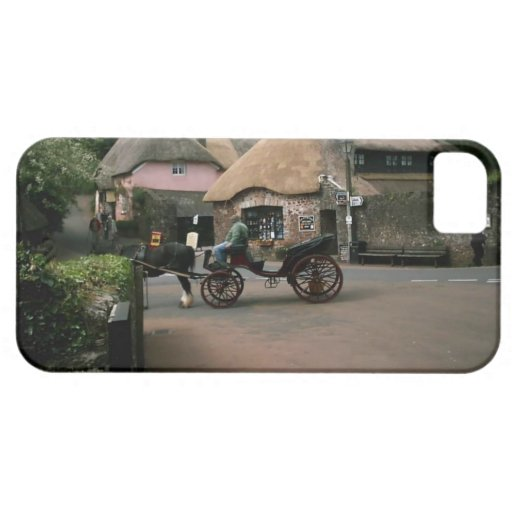 English Scenes, Rural Oxfordshire iPhone 5 Cover