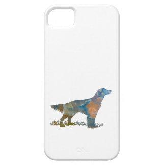 English Setter Barely There iPhone 5 Case