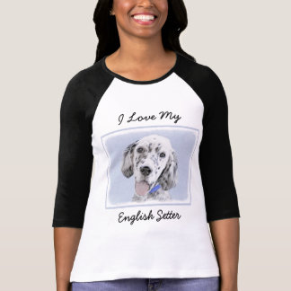 English Setter (Blue Belton) T-Shirt