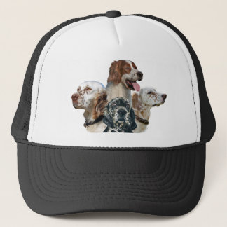 English Setter Can't Have Just One Shirts Trucker Hat