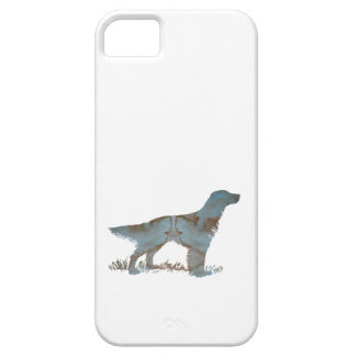English setter case for the iPhone 5