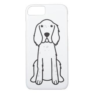 English Setter Dog Cartoon iPhone 7 Case