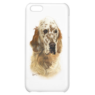 English Setter iPhone 5C Cover