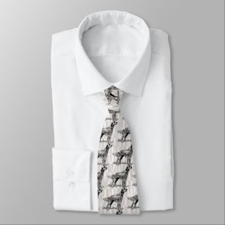english setter tie