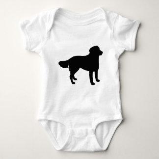 English Shepherd Baby Bodysuit