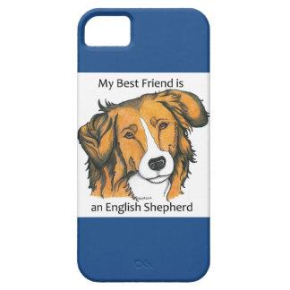 English Shepherd i-phone case iPhone 5 Covers