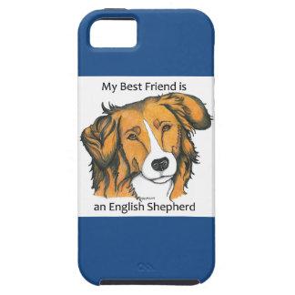 English Shepherd i-phone case iPhone 5 Case