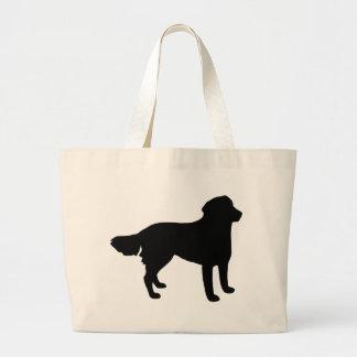 English Shepherd Large Tote Bag