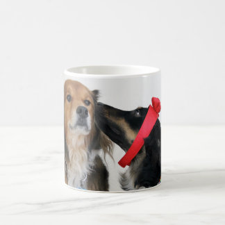 English Shepherd Puppy Love mug