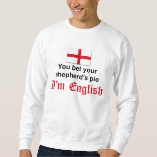 English Shepherd's Pie 3 Sweatshirt