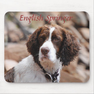 English Springer Mousepad