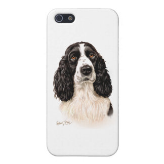 English Springer Spaniel Case For The iPhone 5