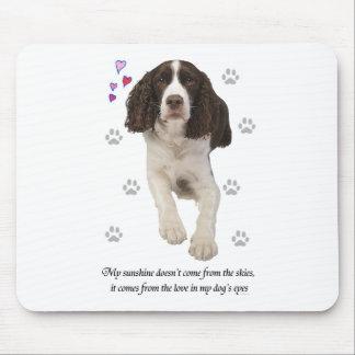 English Springer Spaniel Dog Mouse Pad