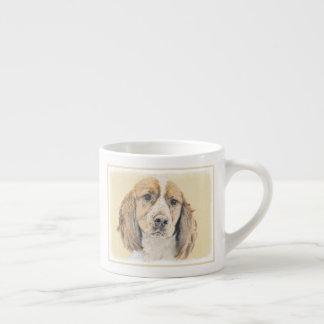English Springer Spaniel Espresso Cup