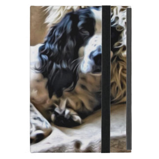 English Springer Spaniel iPad Case