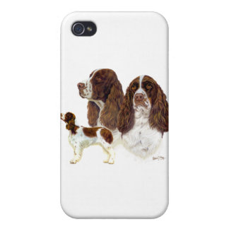 English Springer Spaniel iPhone 4 Covers