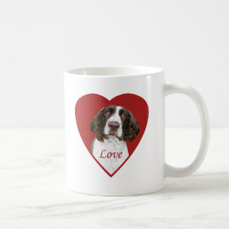 English Springer Spaniel Love Coffee Mug