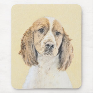 English Springer Spaniel Mouse Pad