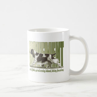 English Springer Spaniel Movement Coffee Mug