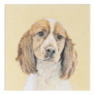 English Springer Spaniel Painting Original Dog Art