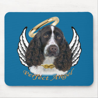 English Springer Spaniel Perfect Angel Gifts Mouse Pad