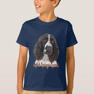 English Springer Spaniel Portrait T-Shirt