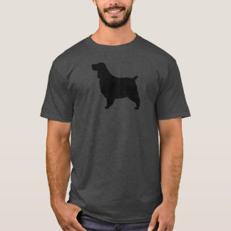 English Springer Spaniel Silhouette T-Shirt