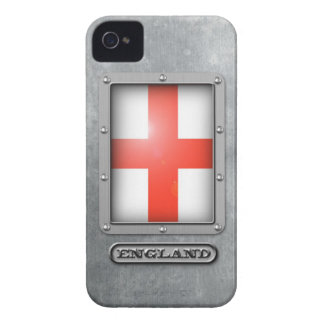 English Steel Case-Mate iPhone 4 Case