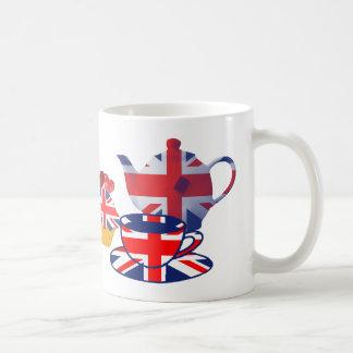 English Tea-time gifts Basic White Mug