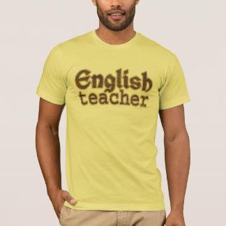 English Teacher American Apparel T-Shirt