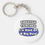 English Teacher...Big Deal