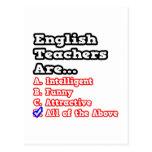 English Teacher Quiz...Joke