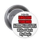English Teacher...Work My Magic Buttons