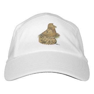 English Trumpeter Almond Hat