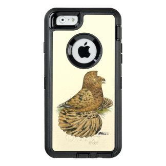 English Trumpeter Almond OtterBox Defender iPhone Case