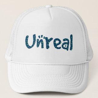 English UNREAL in Stars Trucker Hat