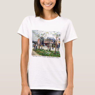 English Village by Renee Theobald T-Shirt