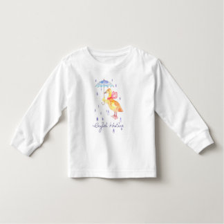 """English Weather"" Toddler Sleeve t- shirt"