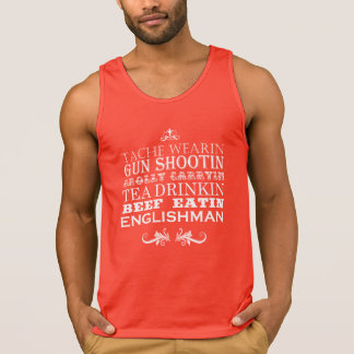 Englishman Sports Vest Singlet