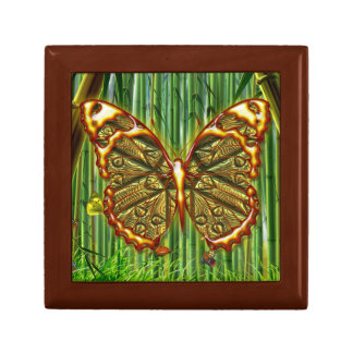 Engraved  Butterfly 1 Gift Box