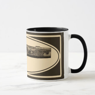 engraved rifle mug