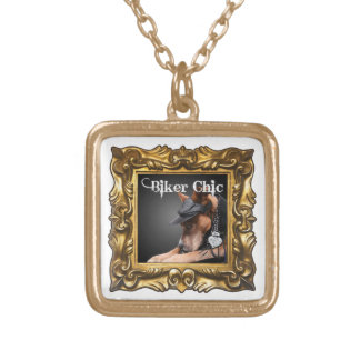 "Enhance Any Outfit with ""Biker Chic"" Necklace"