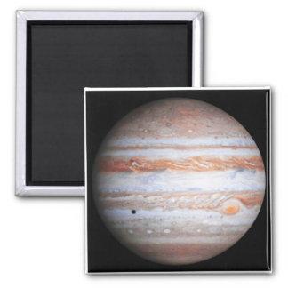 ENHANCED image of Jupiter Cassini flyby NASA Refrigerator Magnets