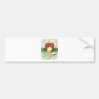 enigma bumper sticker