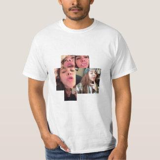 Enjajaja Vine Collage T-Shirt. T-Shirt