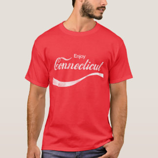 Enjoy Connecticut T-Shirt