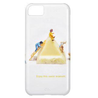 enjoy every sweet time iPhone 5C cover
